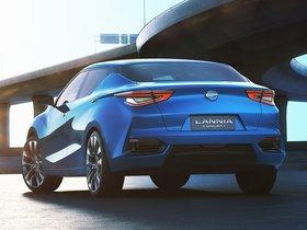 Ver foto 2 de Nissan Lannia Concept 2014