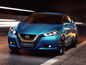 Ver foto 1 de Nissan Lannia Concept 2014