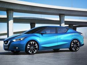 Ver foto 29 de Nissan Lannia Concept 2014