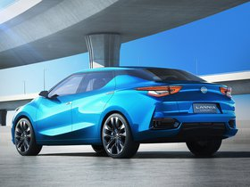 Ver foto 27 de Nissan Lannia Concept 2014