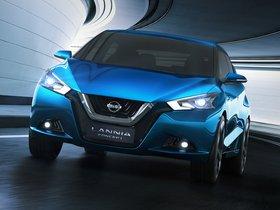 Ver foto 26 de Nissan Lannia Concept 2014