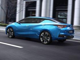 Ver foto 14 de Nissan Lannia Concept 2014