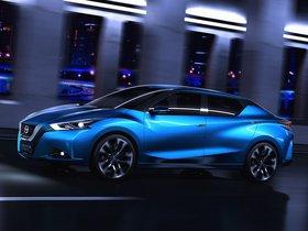 Ver foto 24 de Nissan Lannia Concept 2014