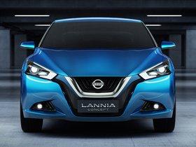 Ver foto 20 de Nissan Lannia Concept 2014