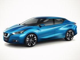 Ver foto 18 de Nissan Lannia Concept 2014