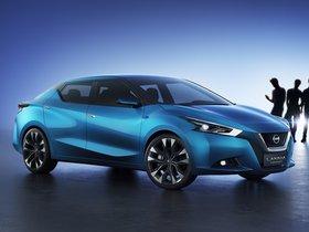 Ver foto 17 de Nissan Lannia Concept 2014