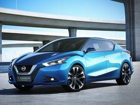 Ver foto 16 de Nissan Lannia Concept 2014