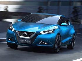 Ver foto 13 de Nissan Lannia Concept 2014