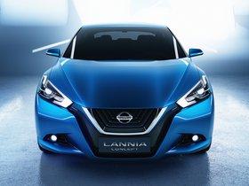 Ver foto 12 de Nissan Lannia Concept 2014