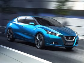 Ver foto 11 de Nissan Lannia Concept 2014
