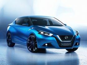 Ver foto 10 de Nissan Lannia Concept 2014
