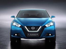 Ver foto 9 de Nissan Lannia Concept 2014
