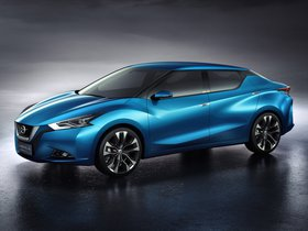 Ver foto 8 de Nissan Lannia Concept 2014