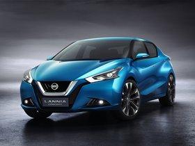 Ver foto 7 de Nissan Lannia Concept 2014