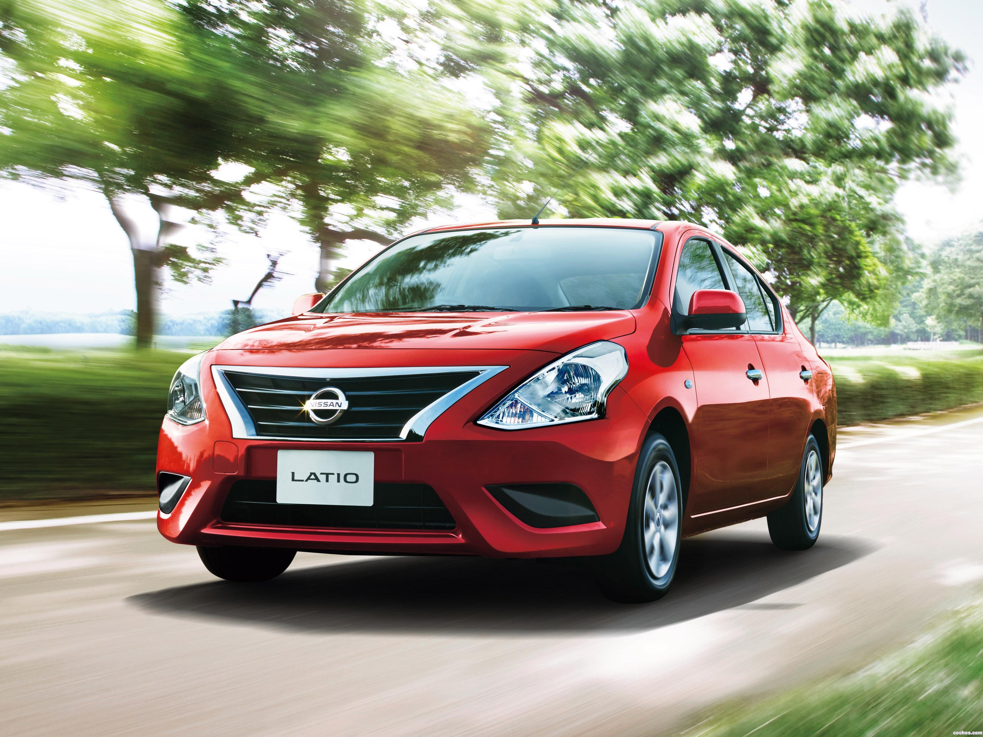 Foto 0 de Nissan Latio N17 2014