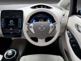 Ver foto 21 de Nissan Leaf 2009