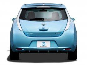 Ver foto 12 de Nissan Leaf 2009