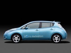 Ver foto 11 de Nissan Leaf 2009