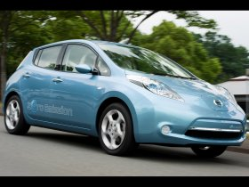 Ver foto 9 de Nissan Leaf 2009