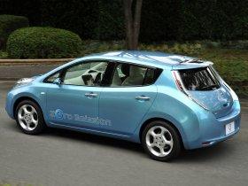Ver foto 8 de Nissan Leaf 2009