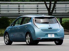 Ver foto 7 de Nissan Leaf 2009