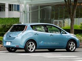 Ver foto 6 de Nissan Leaf 2009