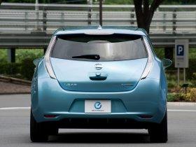 Ver foto 5 de Nissan Leaf 2009