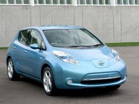 Ver foto 4 de Nissan Leaf 2009