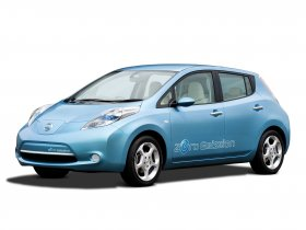 Ver foto 3 de Nissan Leaf 2009