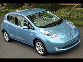 Ver foto 2 de Nissan Leaf 2009