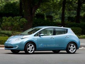 Fotos de Nissan Leaf 2009