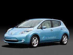 Ver foto 18 de Nissan Leaf 2009