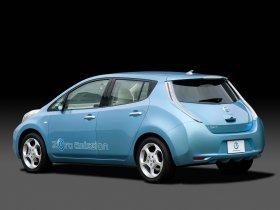 Ver foto 17 de Nissan Leaf 2009