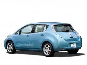 Ver foto 16 de Nissan Leaf 2009