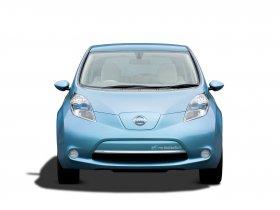 Ver foto 14 de Nissan Leaf 2009