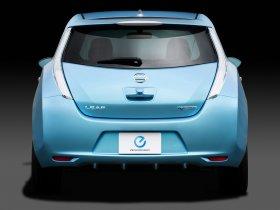 Ver foto 13 de Nissan Leaf 2009