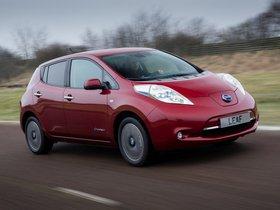 Ver foto 9 de Nissan Leaf 2013