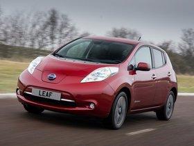 Ver foto 8 de Nissan Leaf 2013