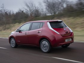 Ver foto 6 de Nissan Leaf 2013