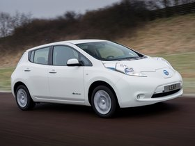 Ver foto 4 de Nissan Leaf 2013