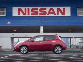 Ver foto 2 de Nissan Leaf 2013