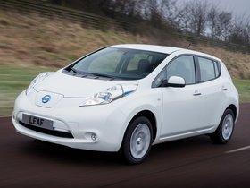 Fotos de Nissan Leaf 2013