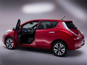 Ver foto 18 de Nissan Leaf 2013