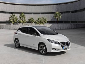 Ver foto 29 de Nissan Leaf  2018