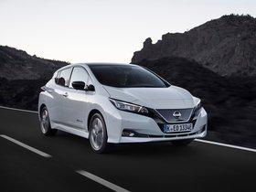 Ver foto 2 de Nissan Leaf  2018