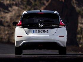 Ver foto 32 de Nissan Leaf  2018