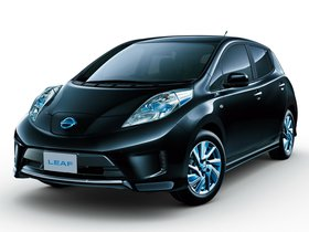 Ver foto 1 de Nissan Leaf Aero Style 2014