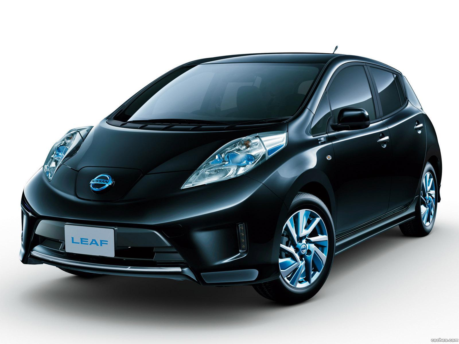 Foto 0 de Nissan Leaf Aero Style 2014