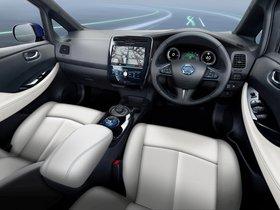 Ver foto 3 de Nissan Leaf Autonomous Drive Prototype 2015