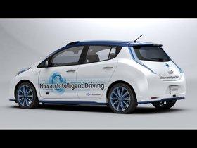 Ver foto 2 de Nissan Leaf Autonomous Drive Prototype 2015